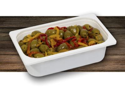 Olive alla siciliana