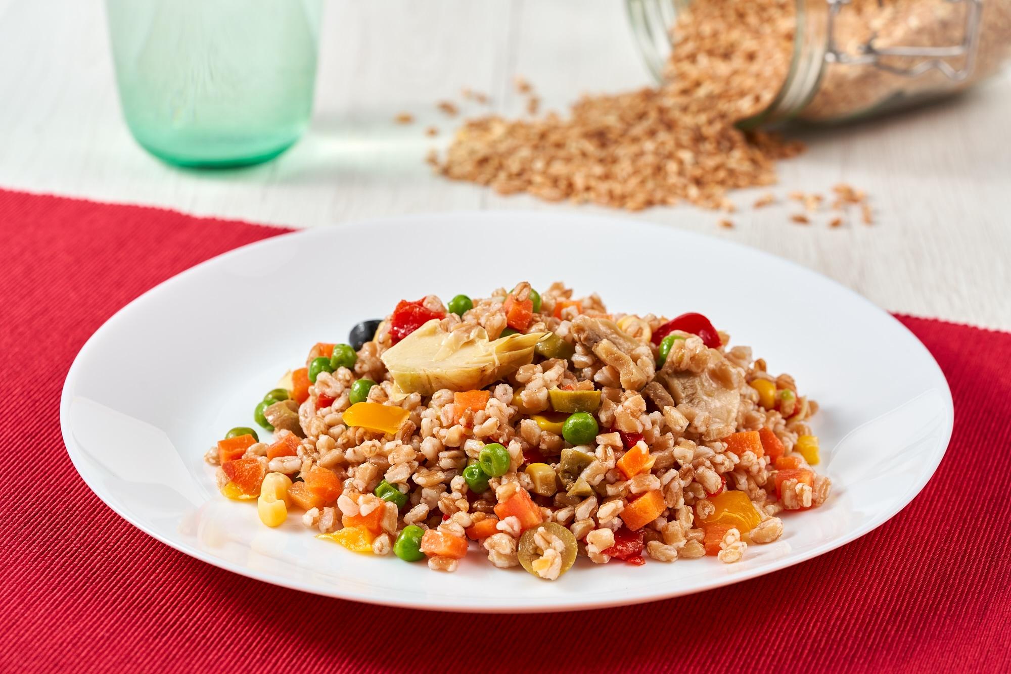 insalata di farro gastronomica
