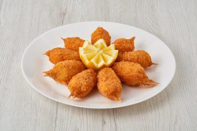 Chele al sapore di Granchio La Gastronomica Padova