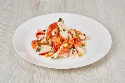 Insalata Asiatica La Gastronomica Padova