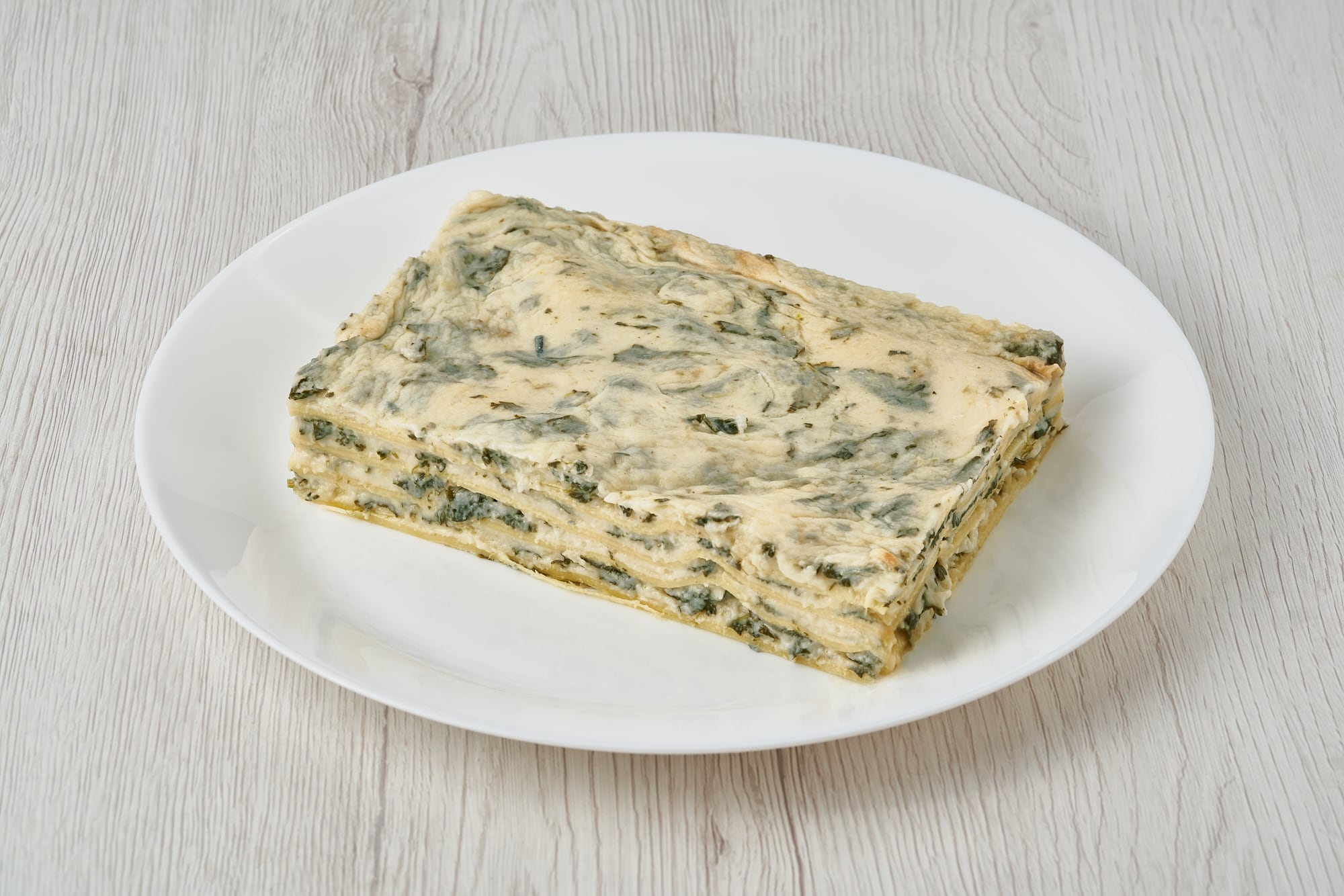 Lasagne Spinaci e Gorgonzola La Gastronomica Padova