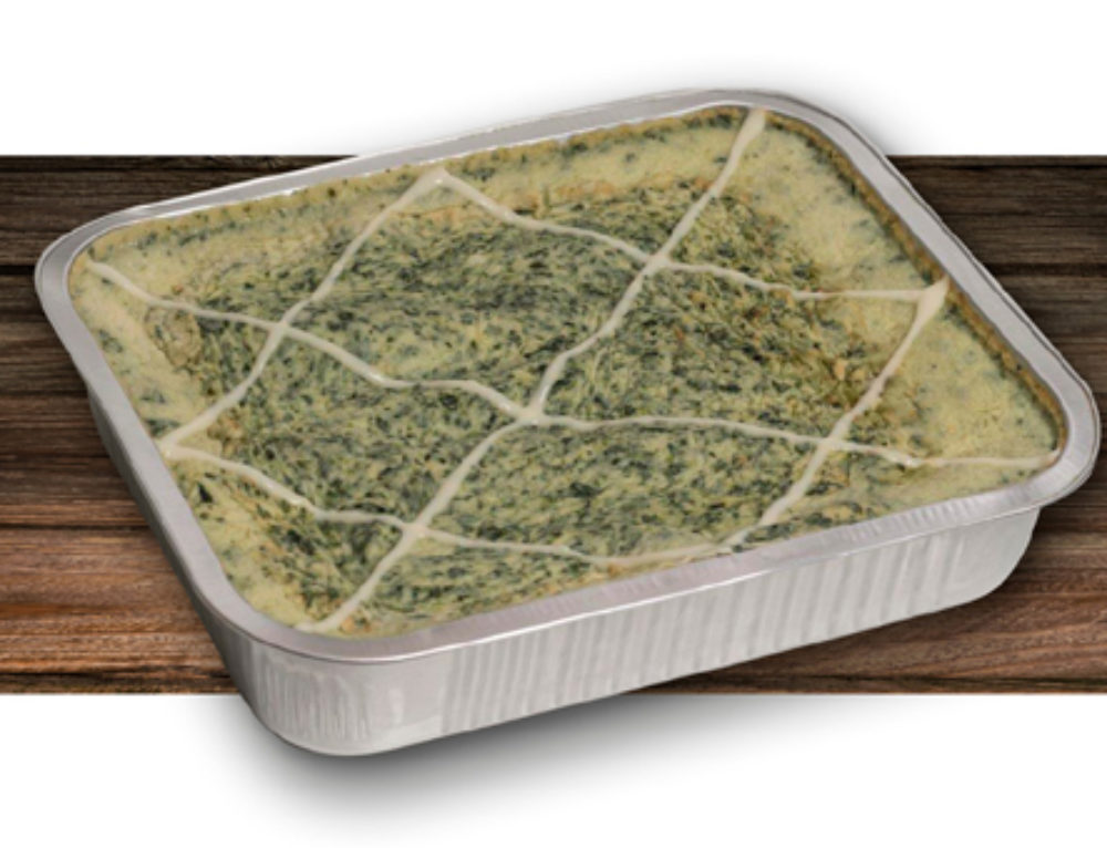 Lasagne spinaci e gorgonzola