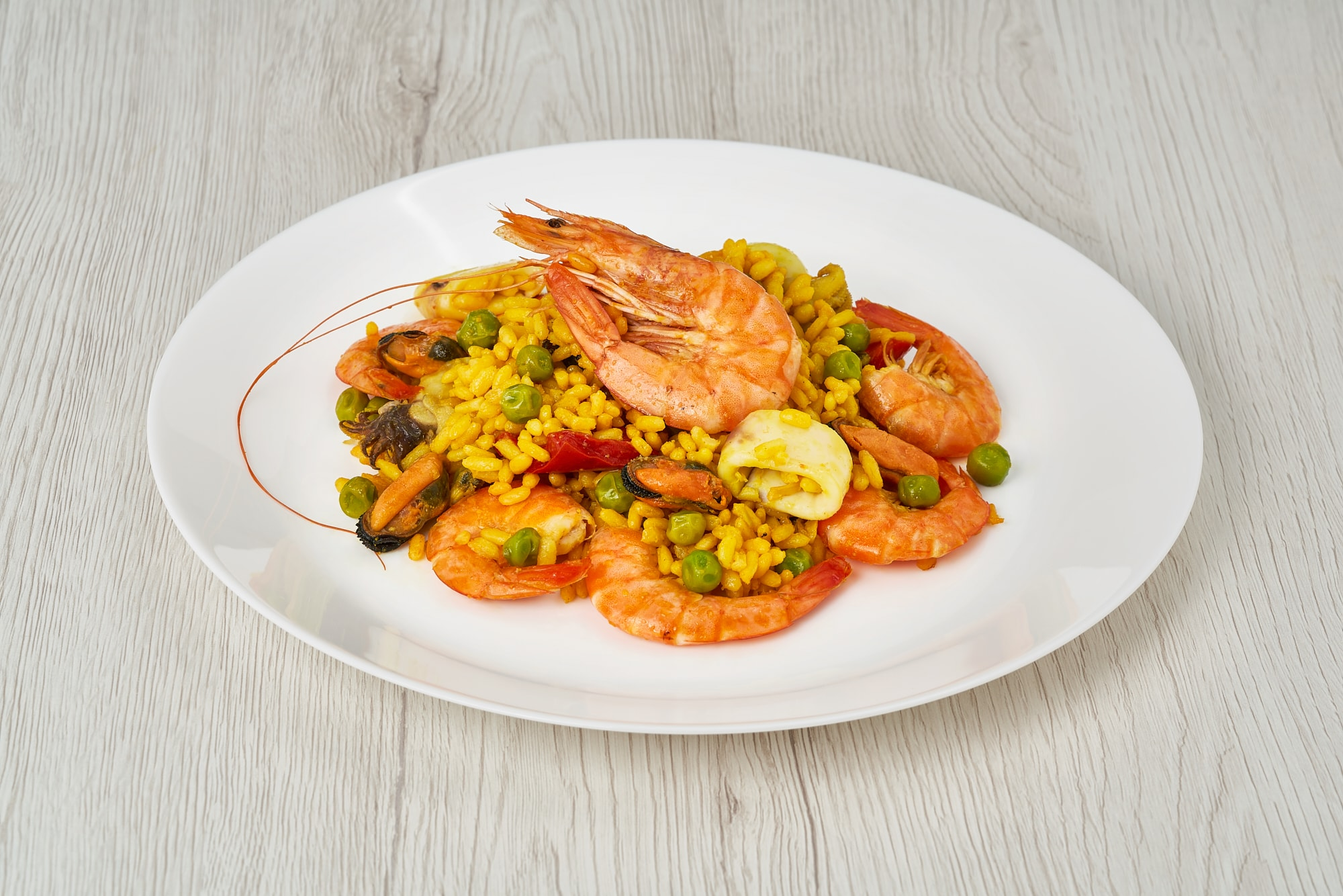 Paella di Pesce La Gastronomica Padova