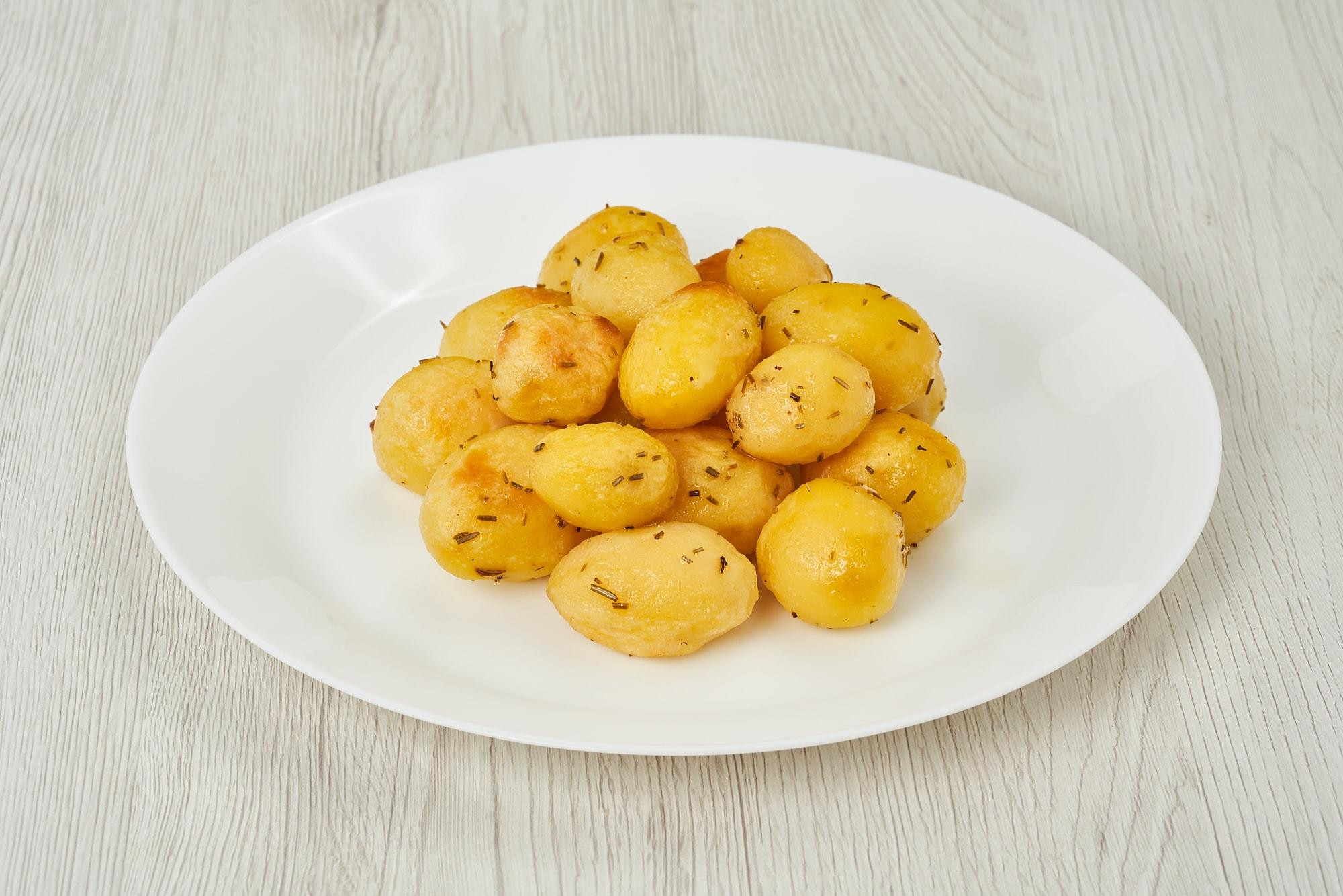 Patate al forno La Gastronomica Padova