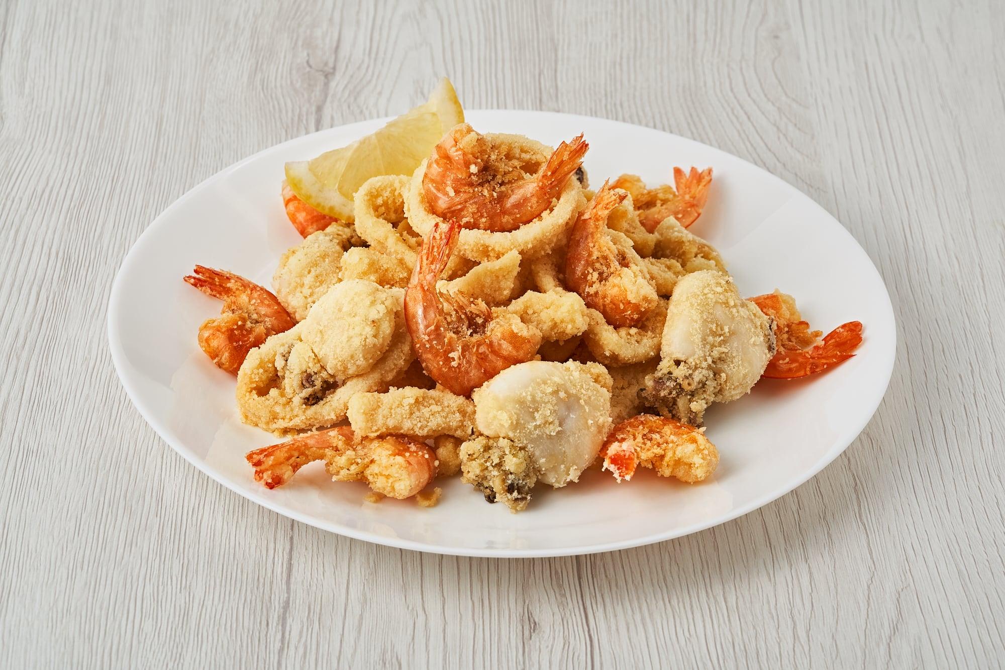 Pesce Fritto La Gastronomica Padova