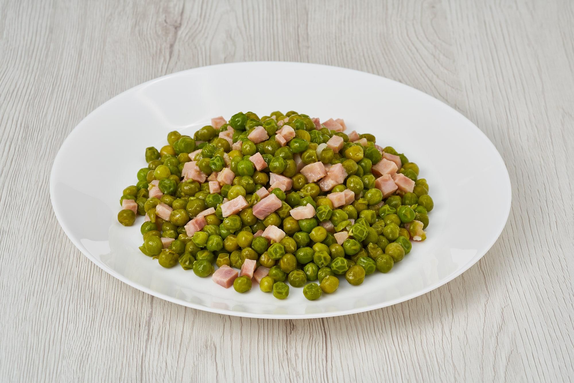 Piselli con Prosciutto La Gastronomica Padova
