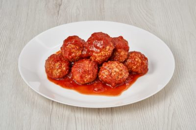 Polpettine al Pomodoro La Gastronomica Padova