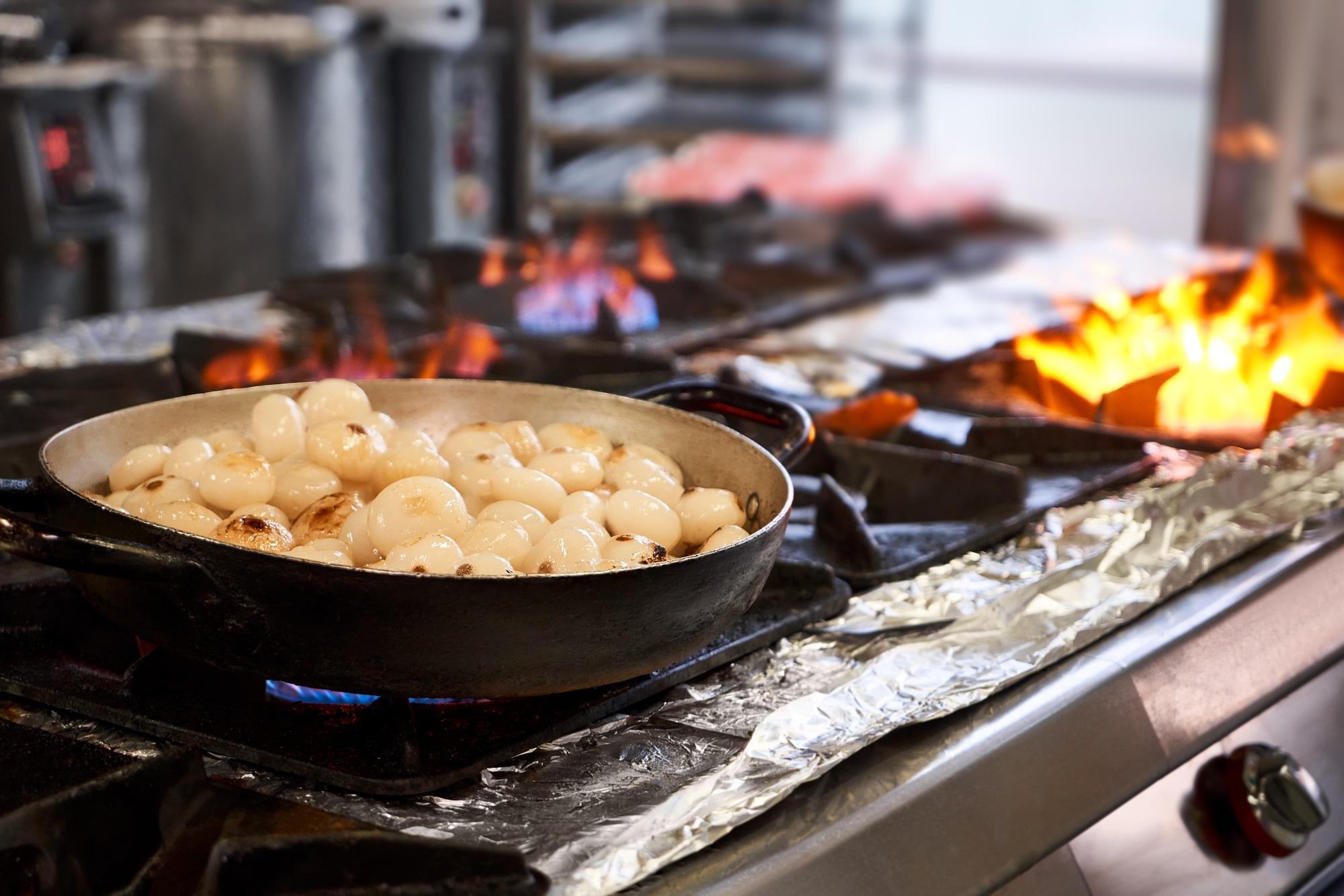 Produzione Cipolline La Gastronomica Padova