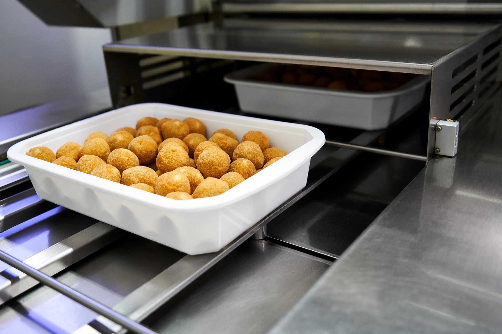 Produzione crocchette La Gastronomica Padova