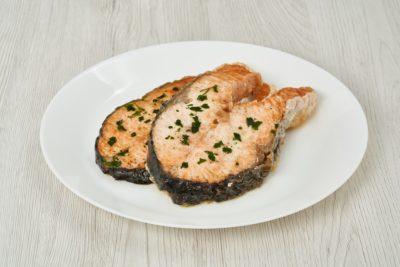 Salmone ai ferri La Gastronomica Padova
