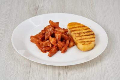 Seppie Rosse La Gastronomica Padova