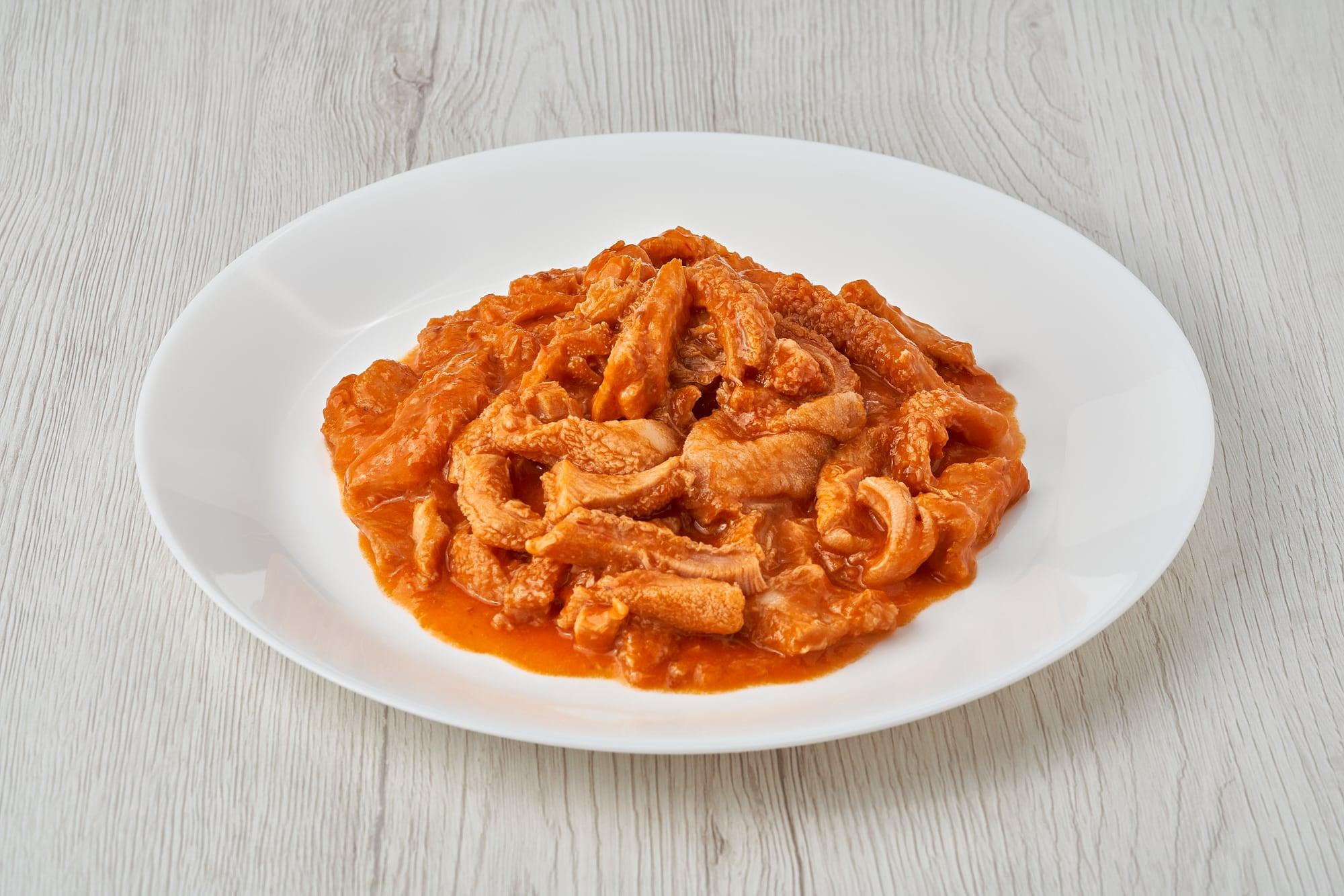Trippe in Umido La Gastronomica Padova