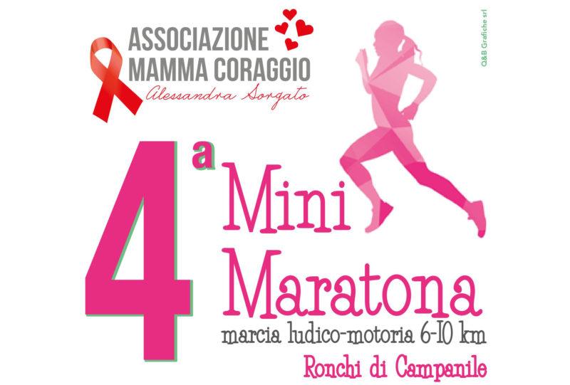 mini maratona mamma coraggio