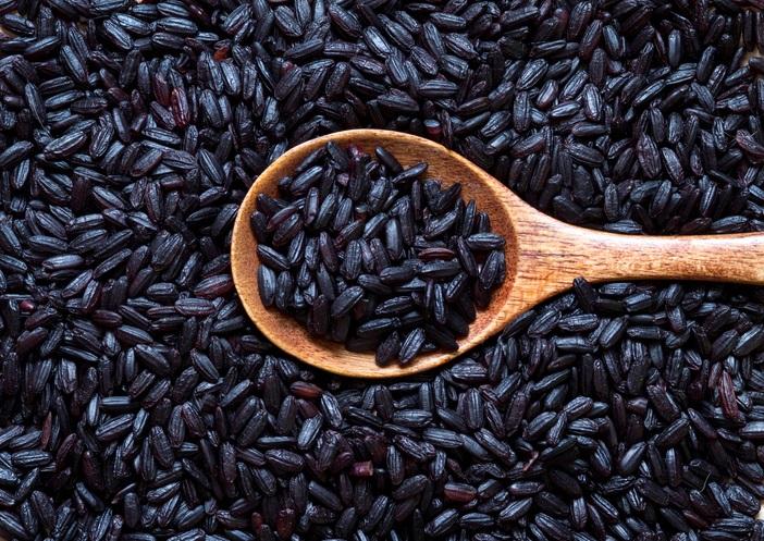 riso nero sano e buono