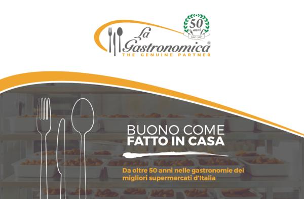nuova brochure la gastronomica