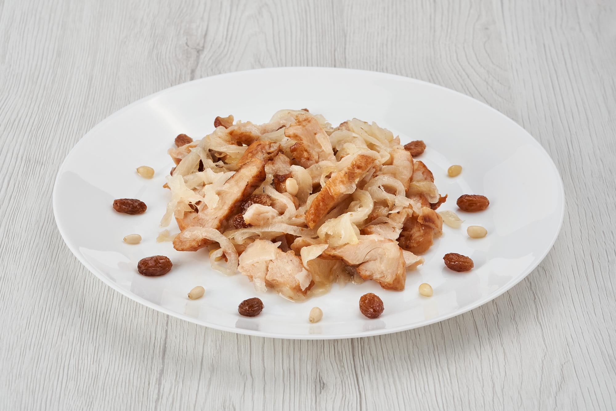 Novità Primavera 2021 - Pollo in Saor La Gastronomica